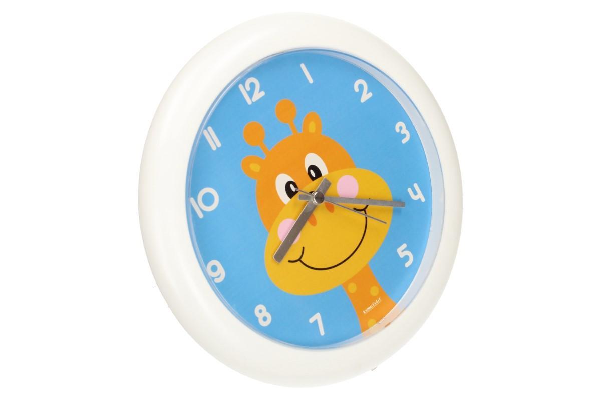 Foto 7 - Nástěnné hodiny FLORINA FUNNY žirafa ručičkové