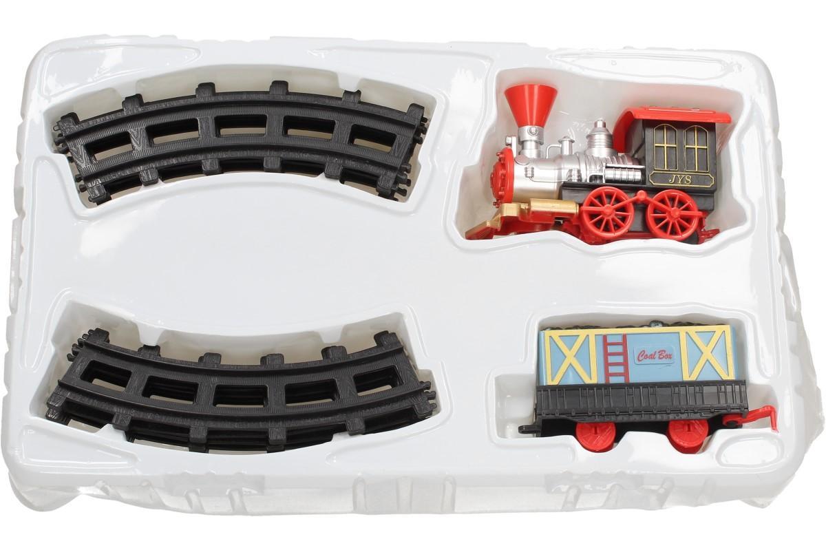 Foto 8 - Vlaková souprava na baterie Classis Train