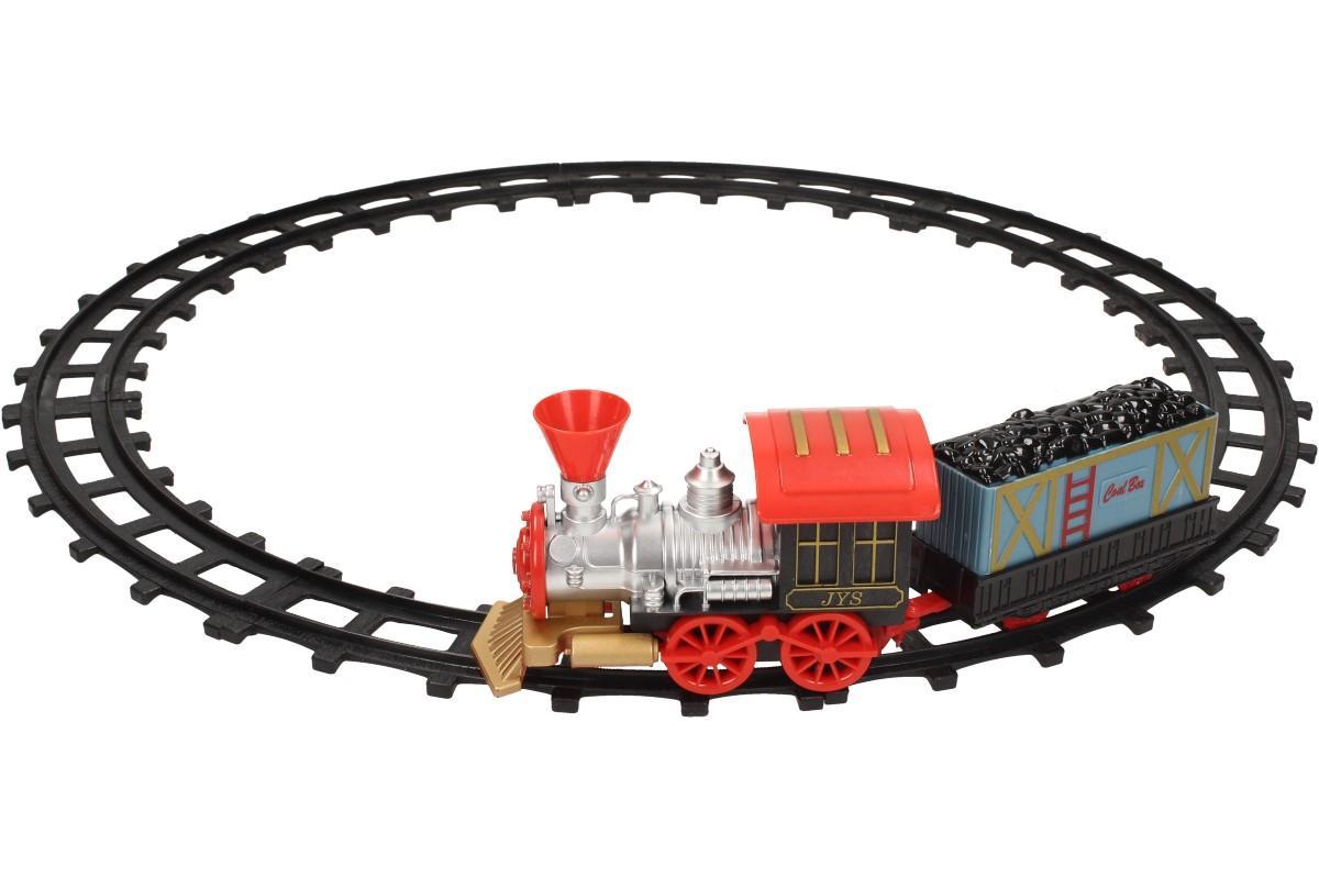 Foto 10 - Vlaková souprava na baterie Classis Train