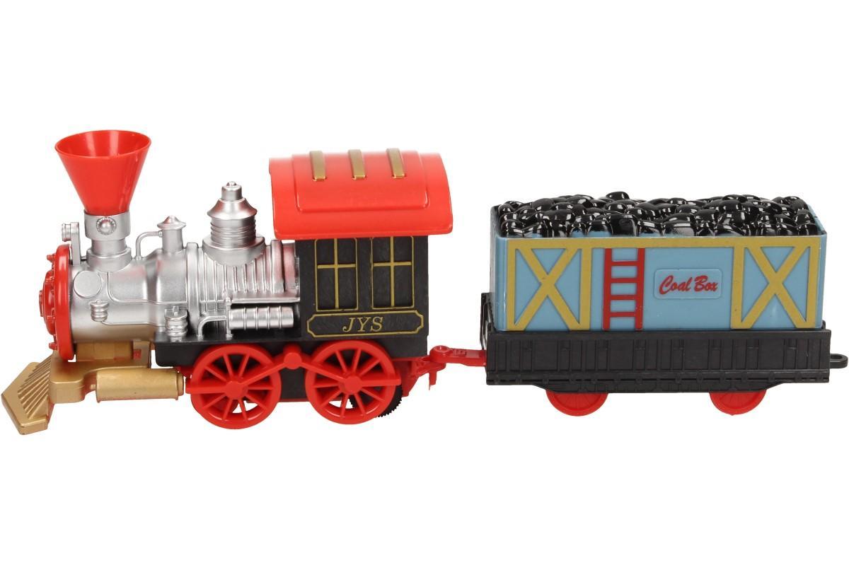 Foto 11 - Vlaková souprava na baterie Classis Train