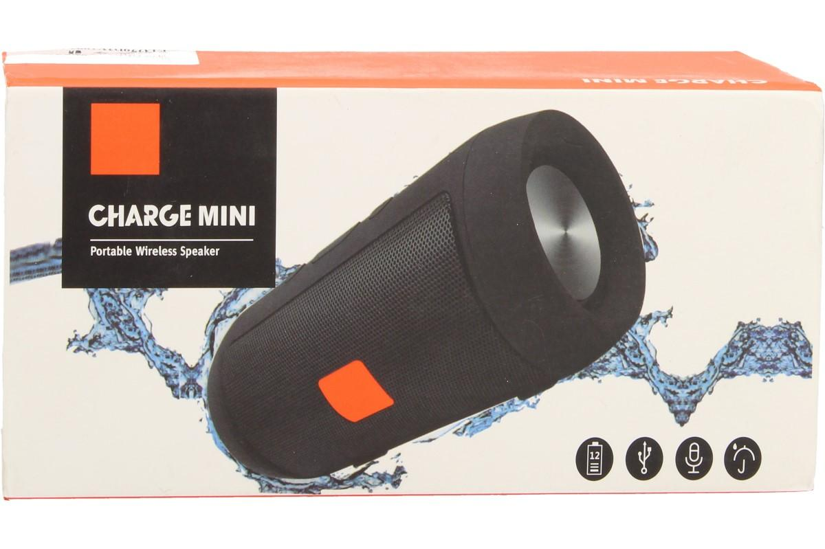 Foto 21 - Přenosný bezdrátový bluetooth reproduktor Charge mini