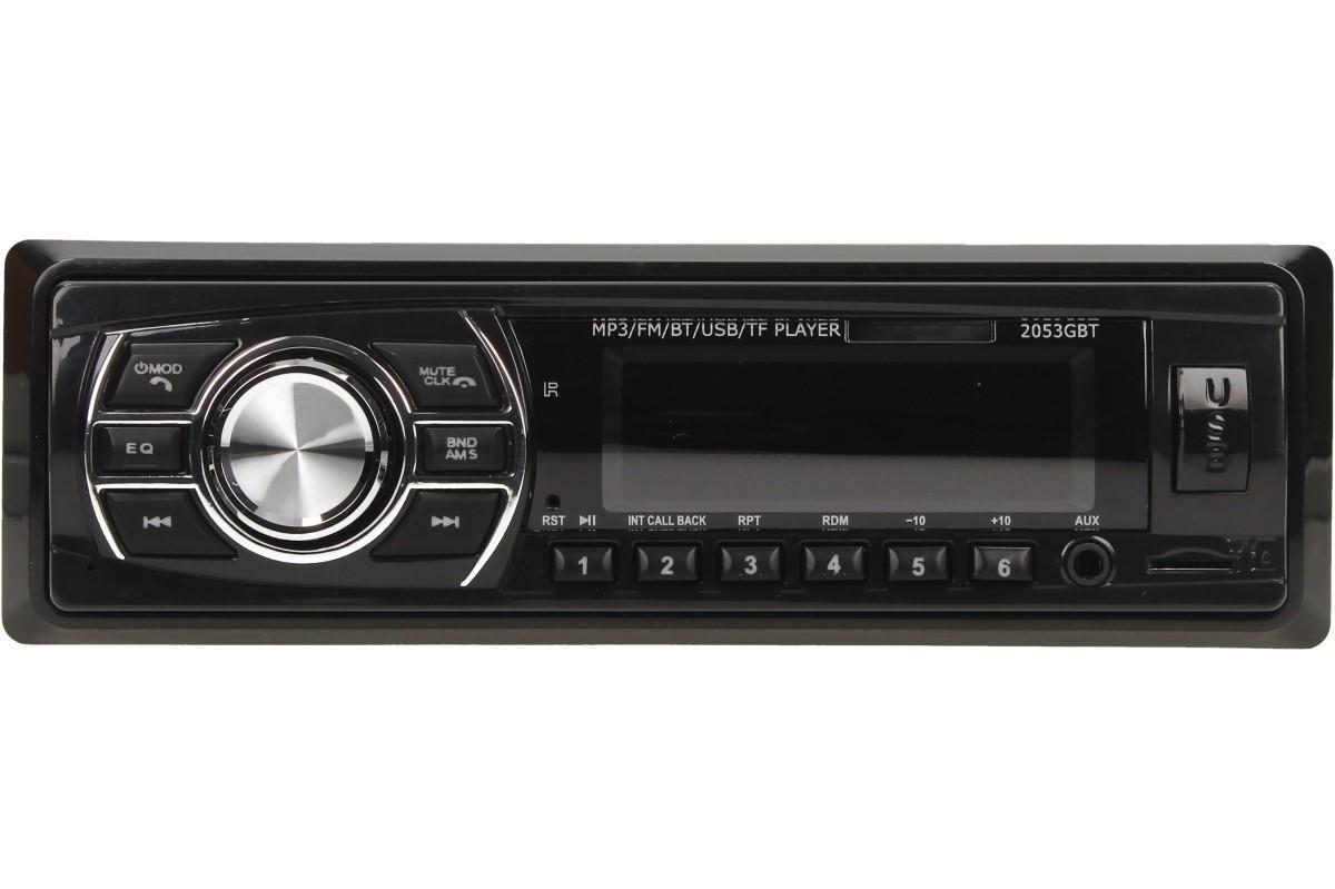 Foto 12 - Autorádio s Bluetooth a MP3 přehrávačem 2053 GBT