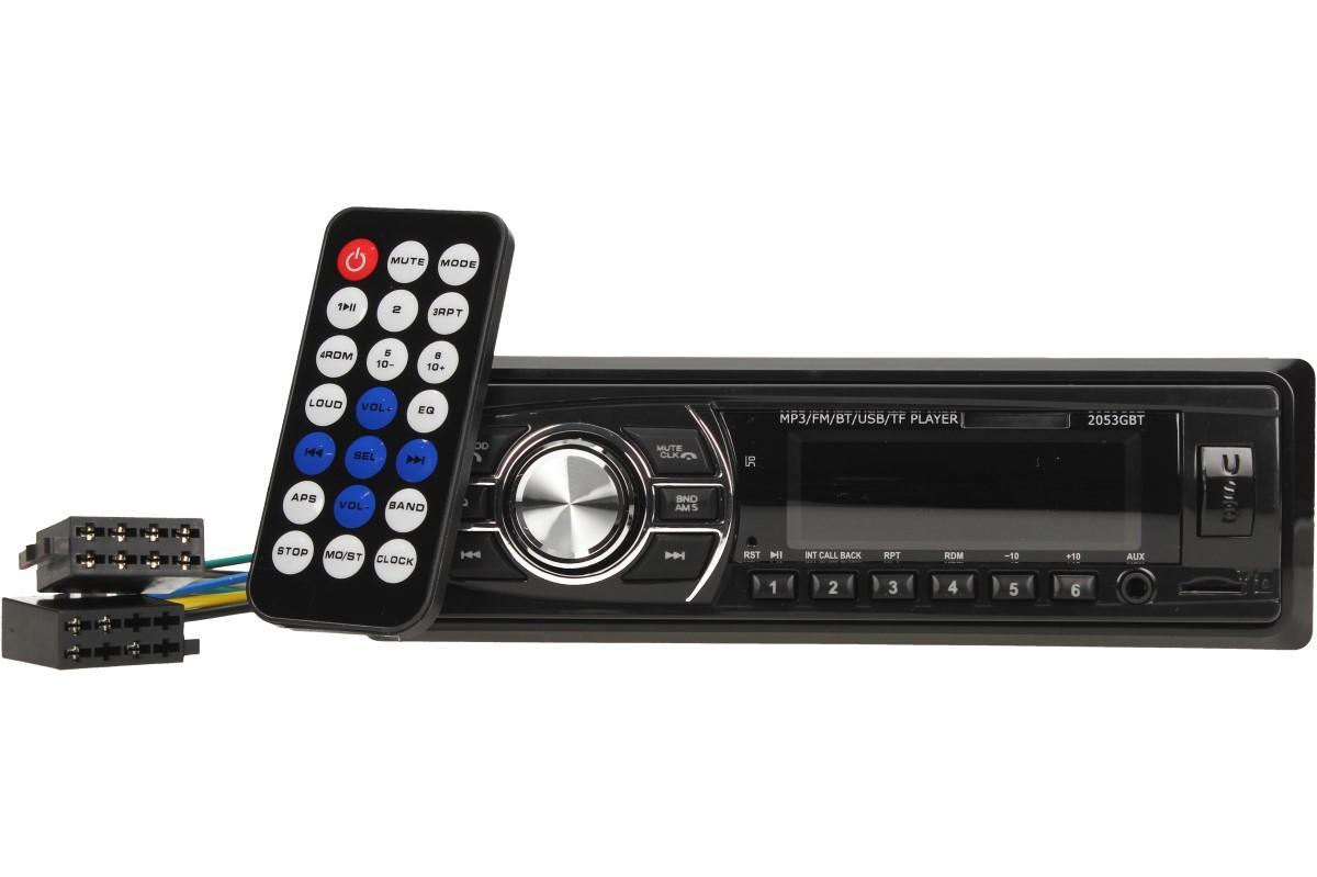 Foto 15 - Autorádio s Bluetooth a MP3 přehrávačem 2053 GBT