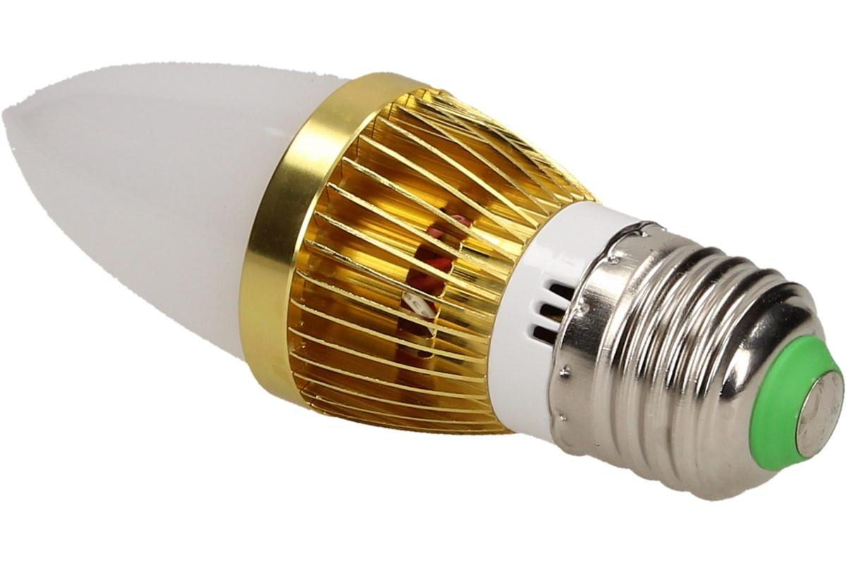 Foto 12 - LED úsporná žárovka RGB na dálkové ovládání 3W