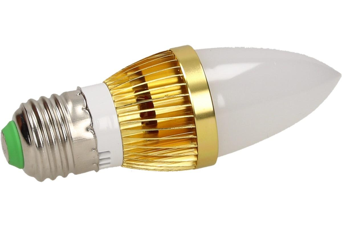 Foto 15 - LED úsporná žárovka RGB na dálkové ovládání 3W