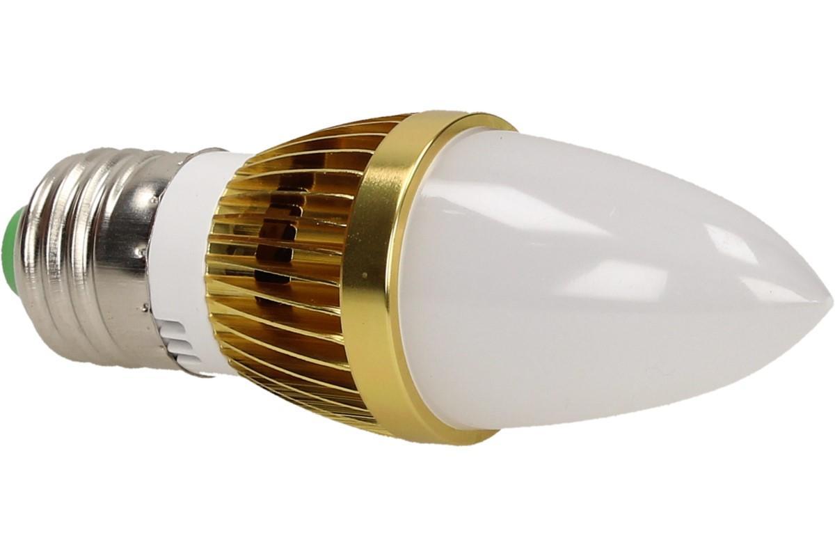 Foto 16 - LED úsporná žárovka RGB na dálkové ovládání 3W