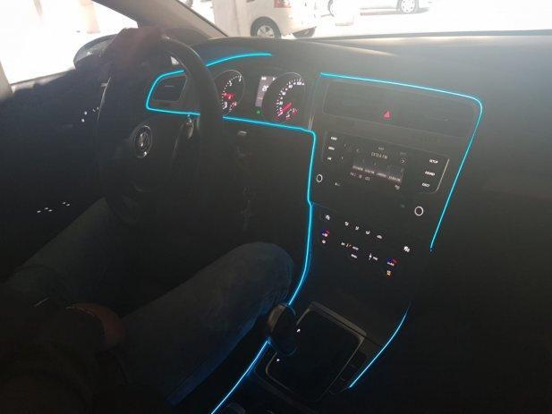 Foto 27 - LED světelná páska do auta