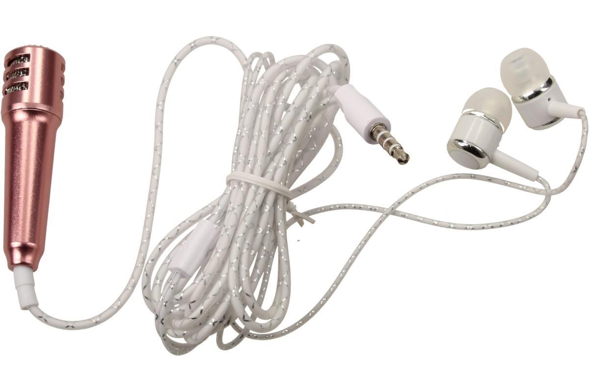 Foto 8 - Mini karaoke mikrofon se sluchátky