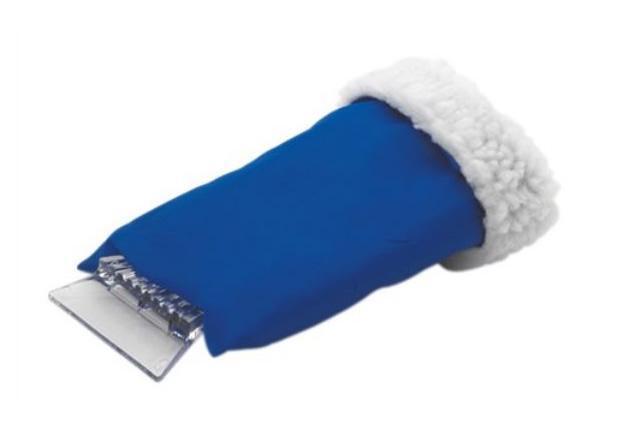 Foto 11 - Škrabka na led s rukavicí