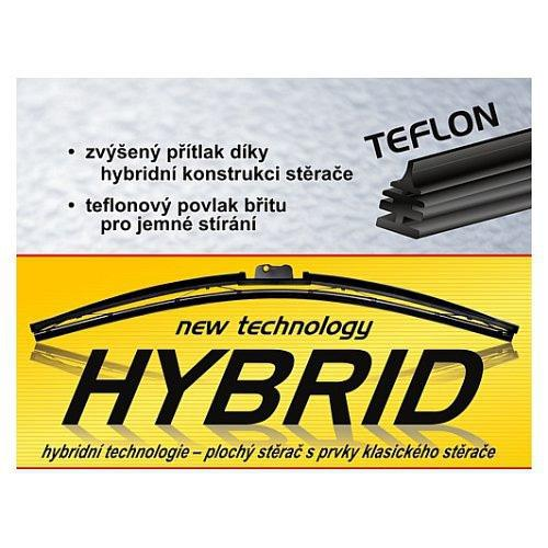 Foto 13 - Stěrač FLAT Hybrid POWER+