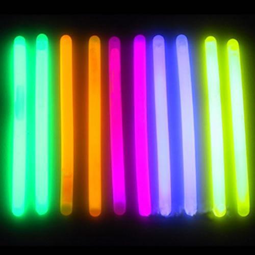 Foto 9 - Svítící náramky - tyčky 50 ks