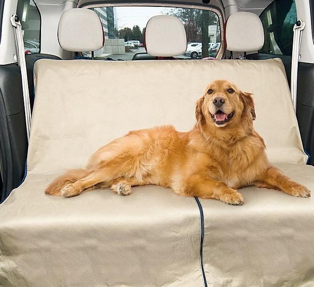 Foto 21 - Deka pro psa do auta