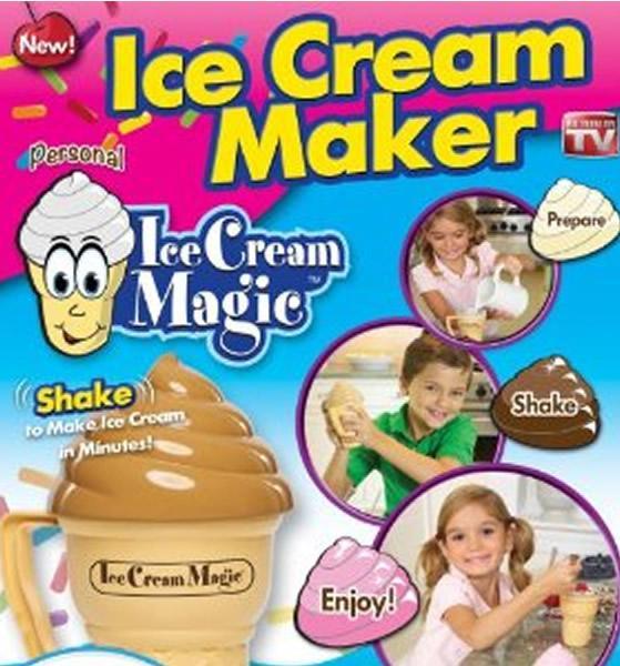 Foto 9 - Zmrzlinovač Ice Cream Magic
