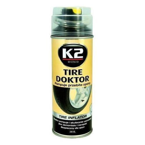 Foto 5 - K2 TIRE DOKTOR - Sprej na opravu pneumatik