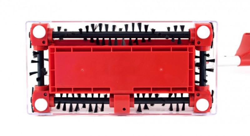Foto 10 - Elektrický zametač se 4 kartáči