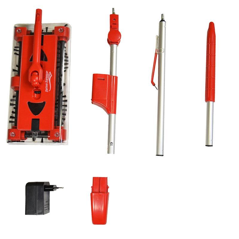 Foto 11 - Elektrický zametač se 4 kartáči