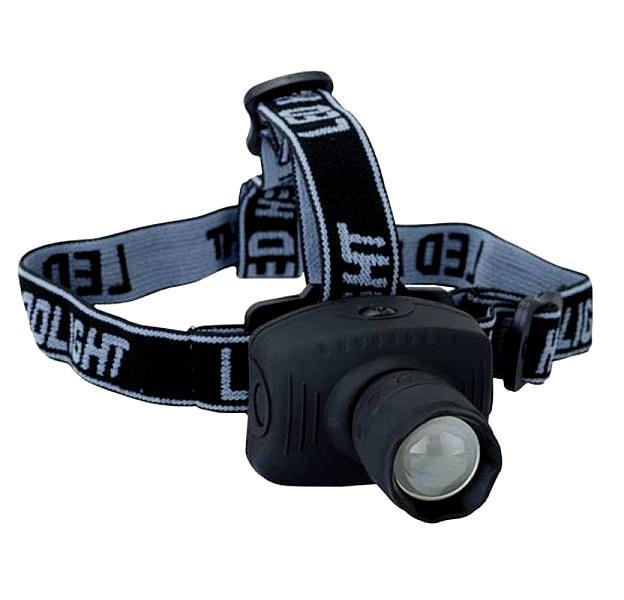 Foto 6 - Silná LED čelovka se ZOOMEM