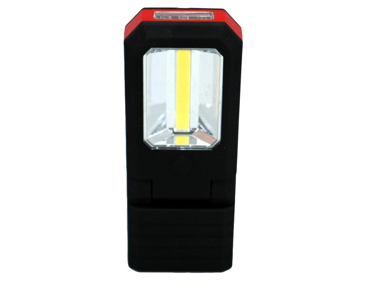 Foto 8 - 3W Super svítivá COB chip + 3 Led svítilna
