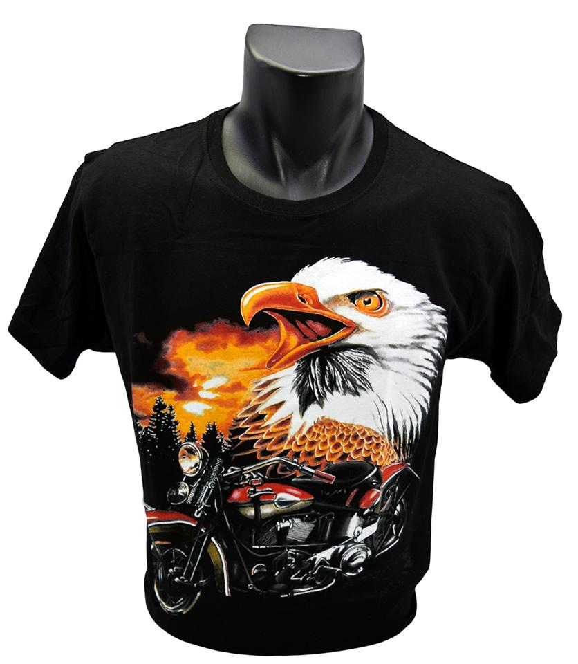 Foto 5 - Tričko Orlice s motocyklem model 001