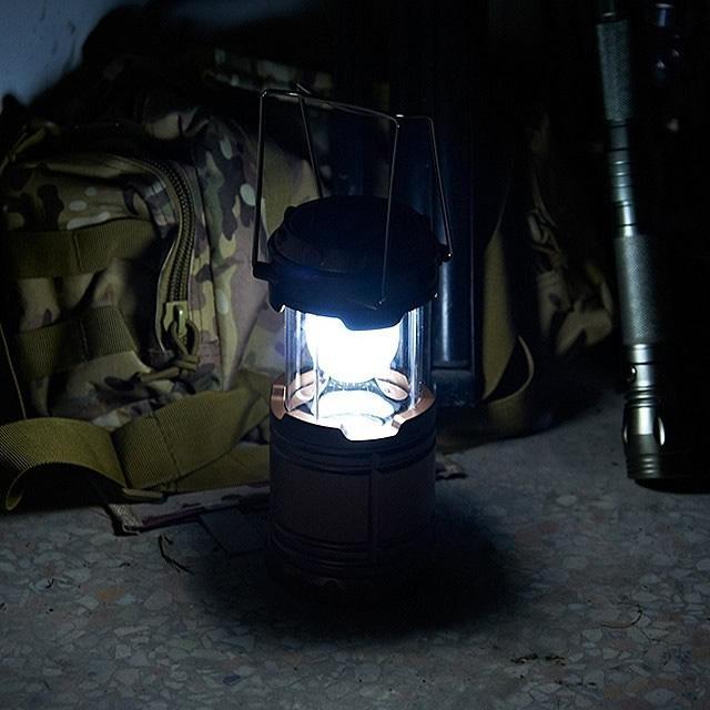 Foto 17 - Lampa pro kemping 2v1