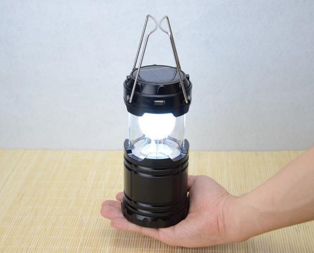 Foto 18 - Lampa pro kemping 2v1