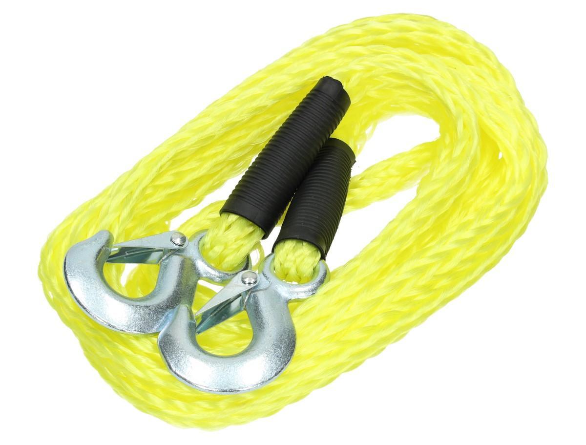 Foto 6 - Tažné lano s háky 2000kg