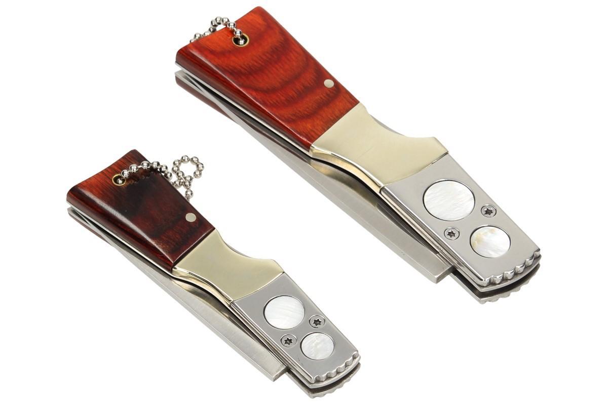 Foto 13 - Sada 2 kusů nožů ve tvaru flinty