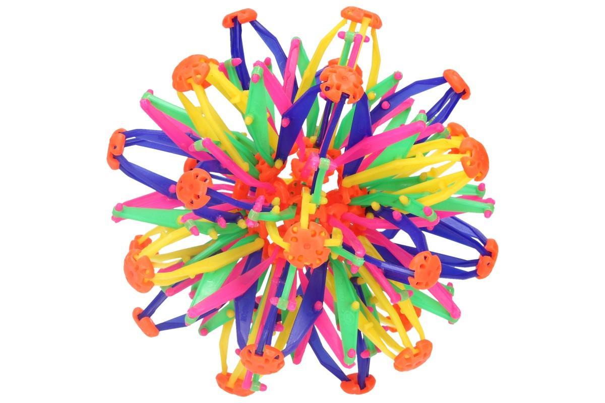 Foto 8 - Skládací míč barevný velký