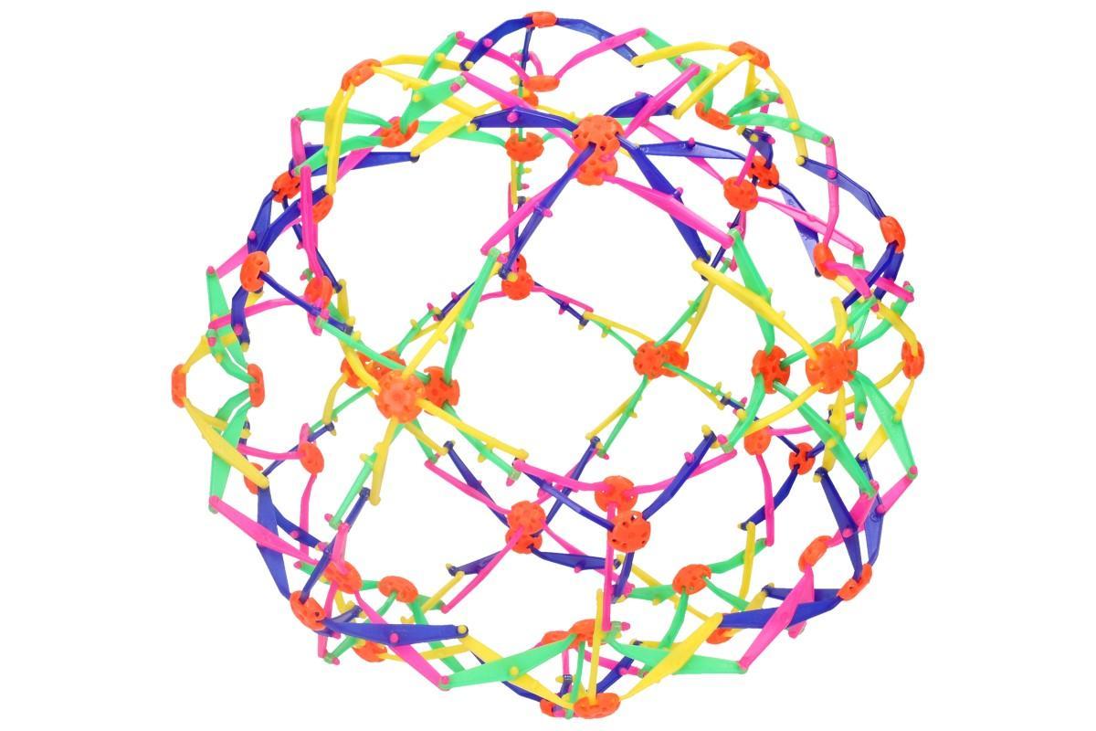 Foto 9 - Skládací míč barevný velký