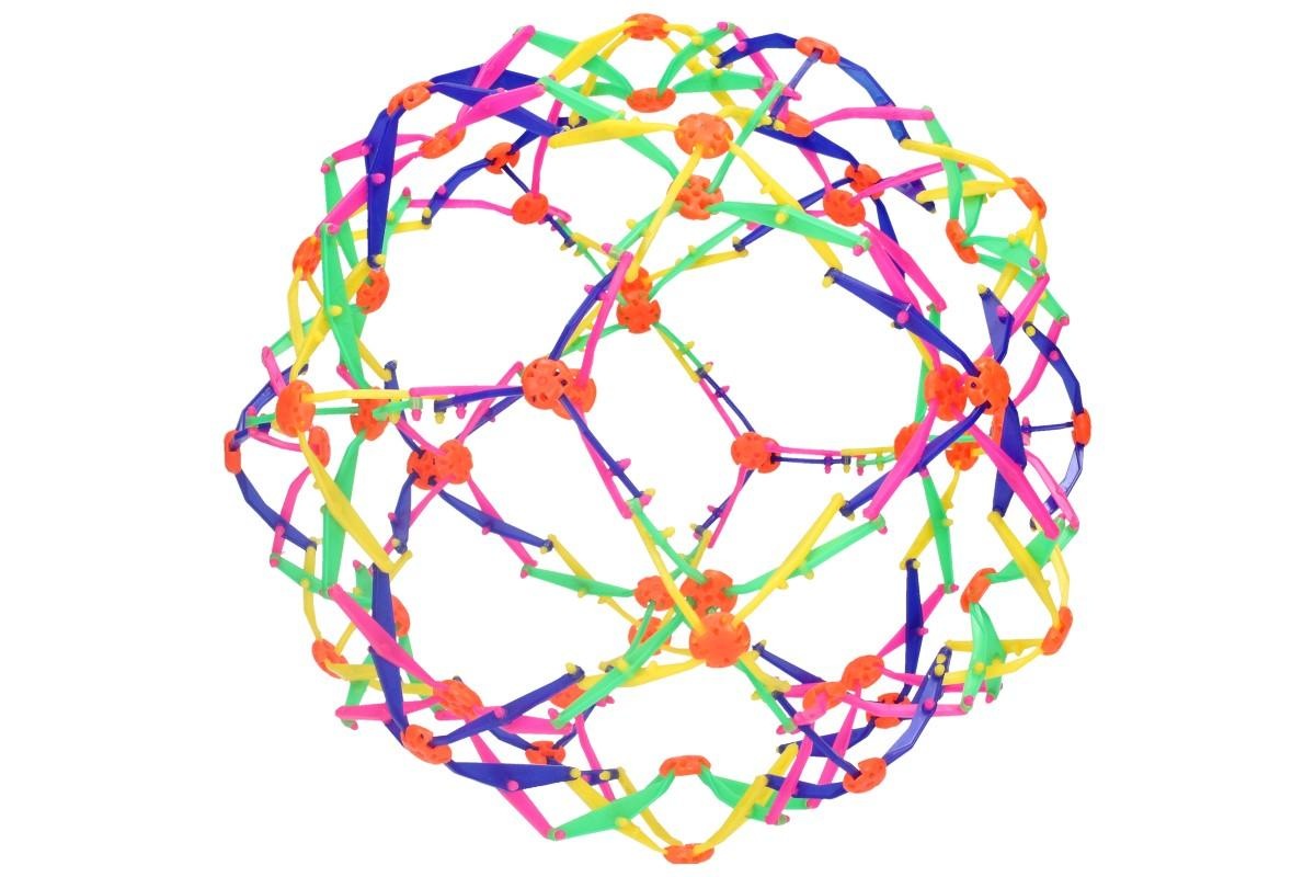Foto 10 - Skládací míč barevný velký