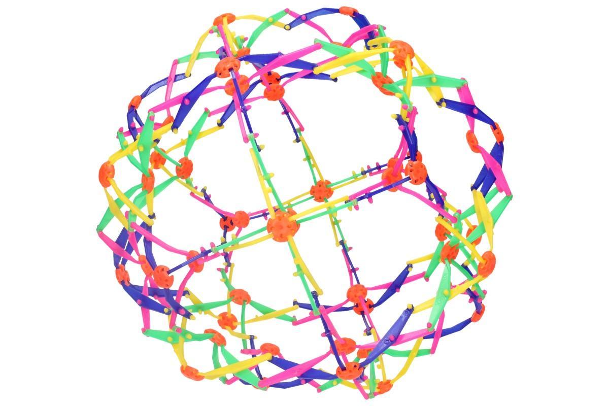 Foto 11 - Skládací míč barevný velký