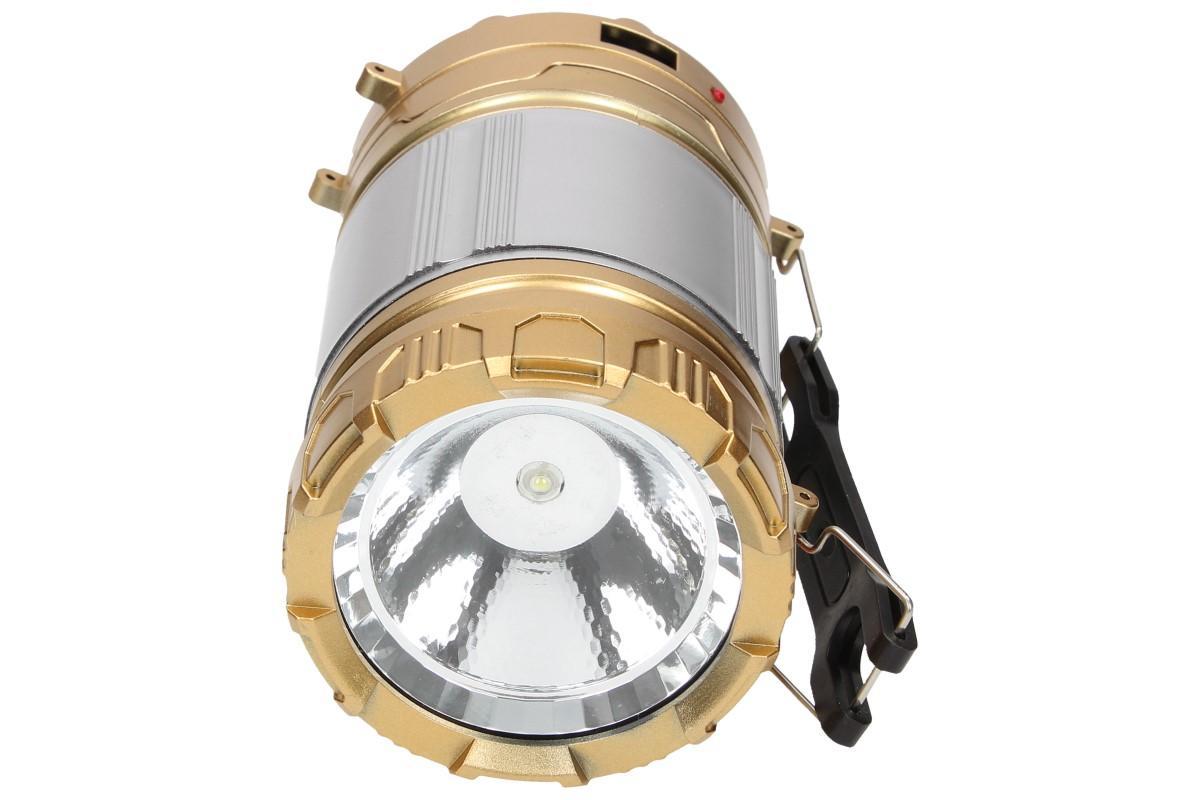 Foto 13 - Lampa pro kemping Profi + solární nabíječka 2v1