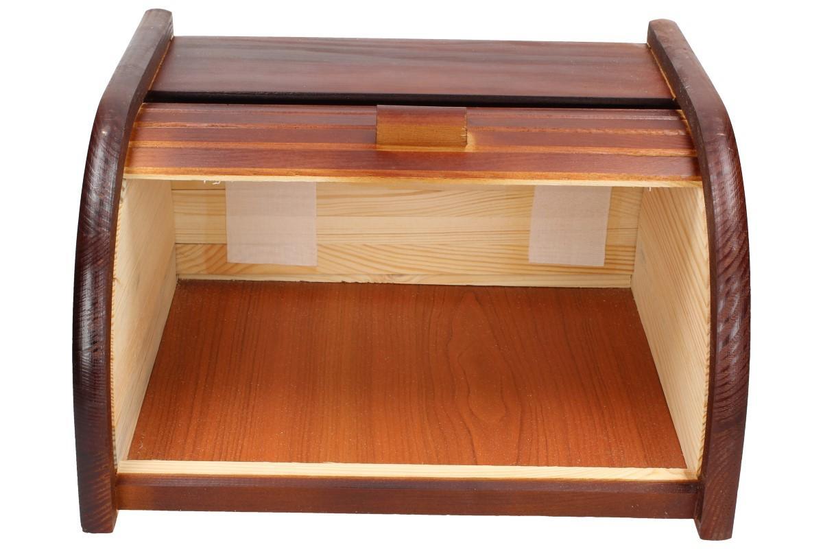 Foto 24 - Chlebovka dřevěná malá