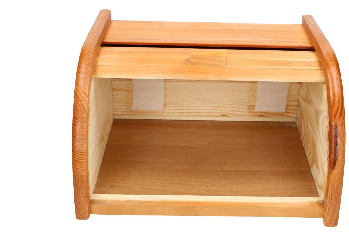 Foto 29 - Chlebovka dřevěná malá