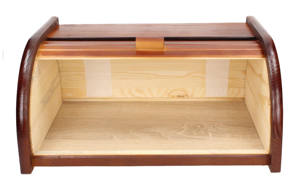 Foto 5 - Chlebovka dřevěná velká