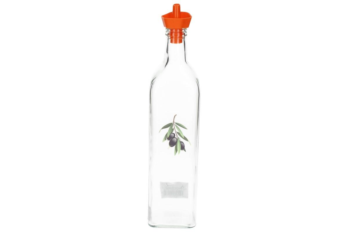 Foto 10 - Skleněná lahev s dávkovačem na olej, ocet 0,75L