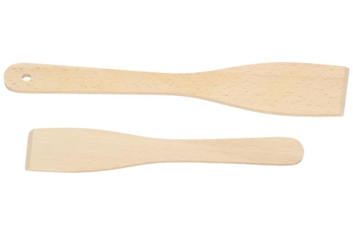 Foto 7 - Sada dřevěného náčiní 4 kusy