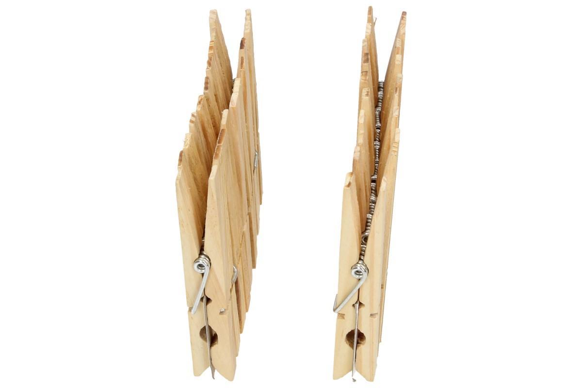 Foto 7 - Kolíček dřevěný 20 kusů Klasik
