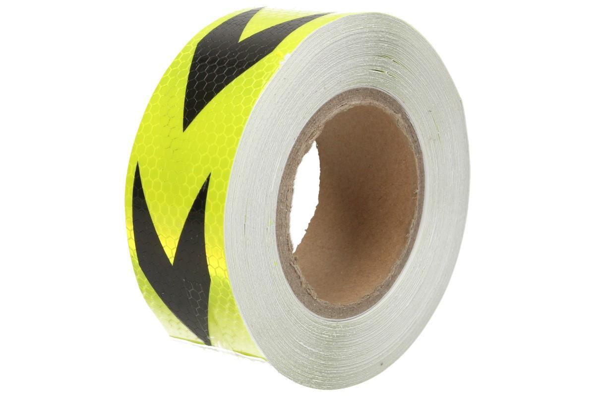 Foto 15 - Reflexní lepící páska 25m šipky