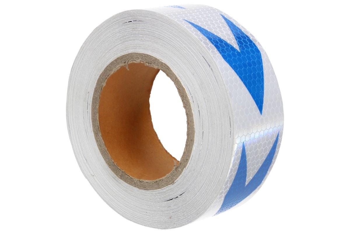 Foto 16 - Reflexní lepící páska 25m šipky