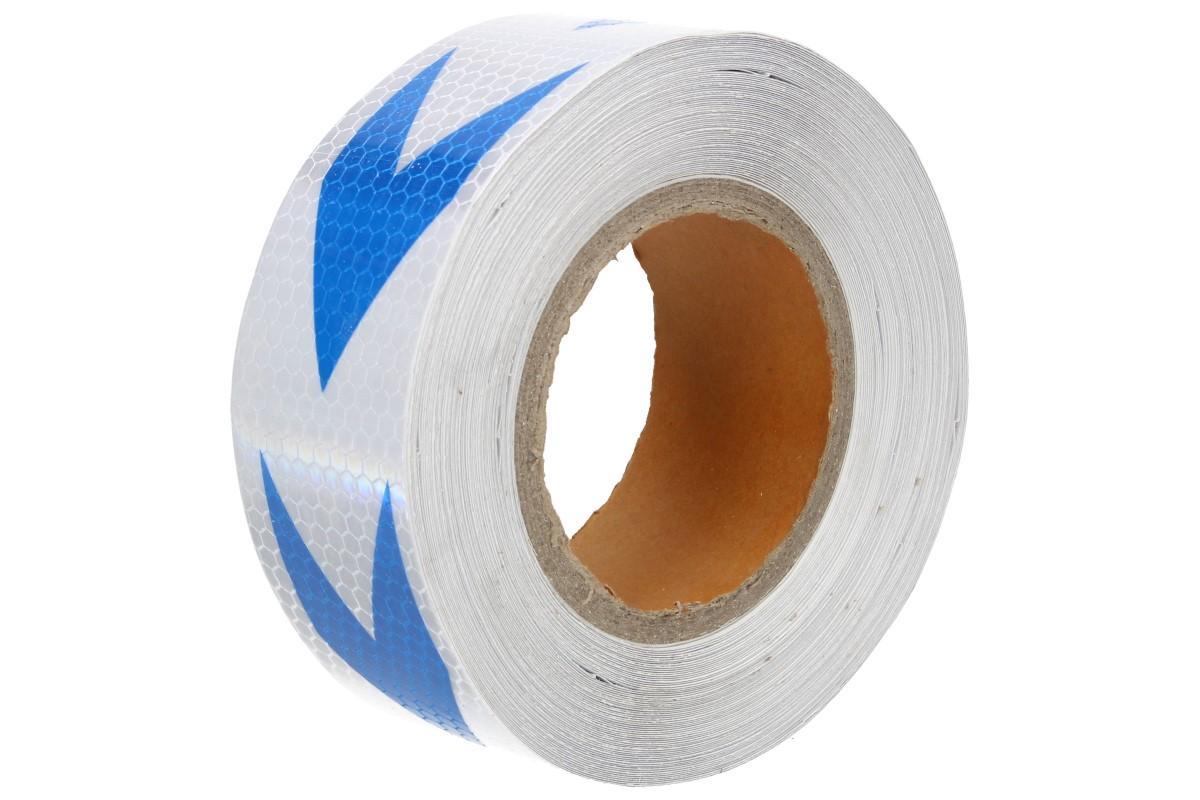 Foto 18 - Reflexní lepící páska 25m šipky