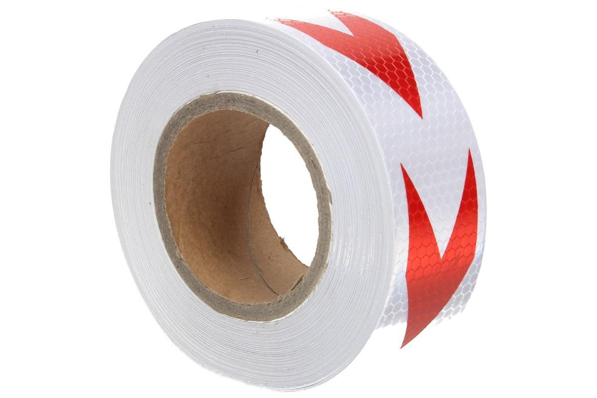 Foto 19 - Reflexní lepící páska 25m šipky