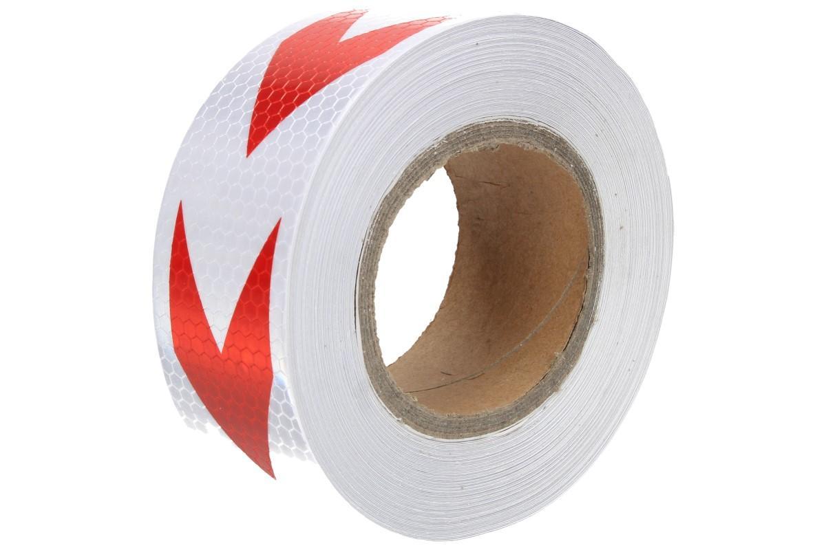 Foto 21 - Reflexní lepící páska 25m šipky