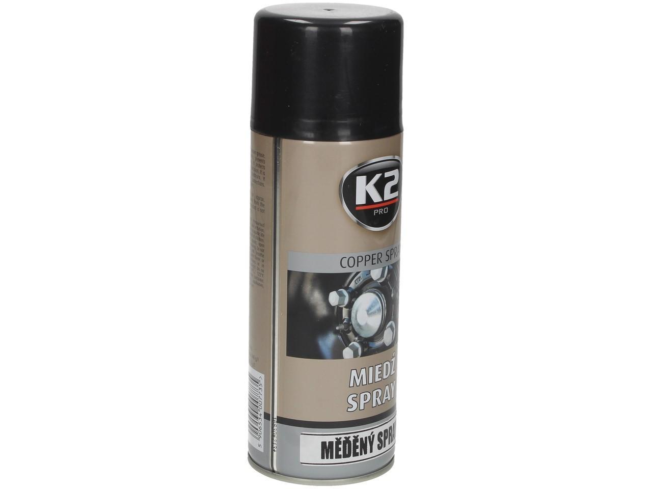 Foto 7 - K2 COPPER SPRAY 400 ml - měděný sprej
