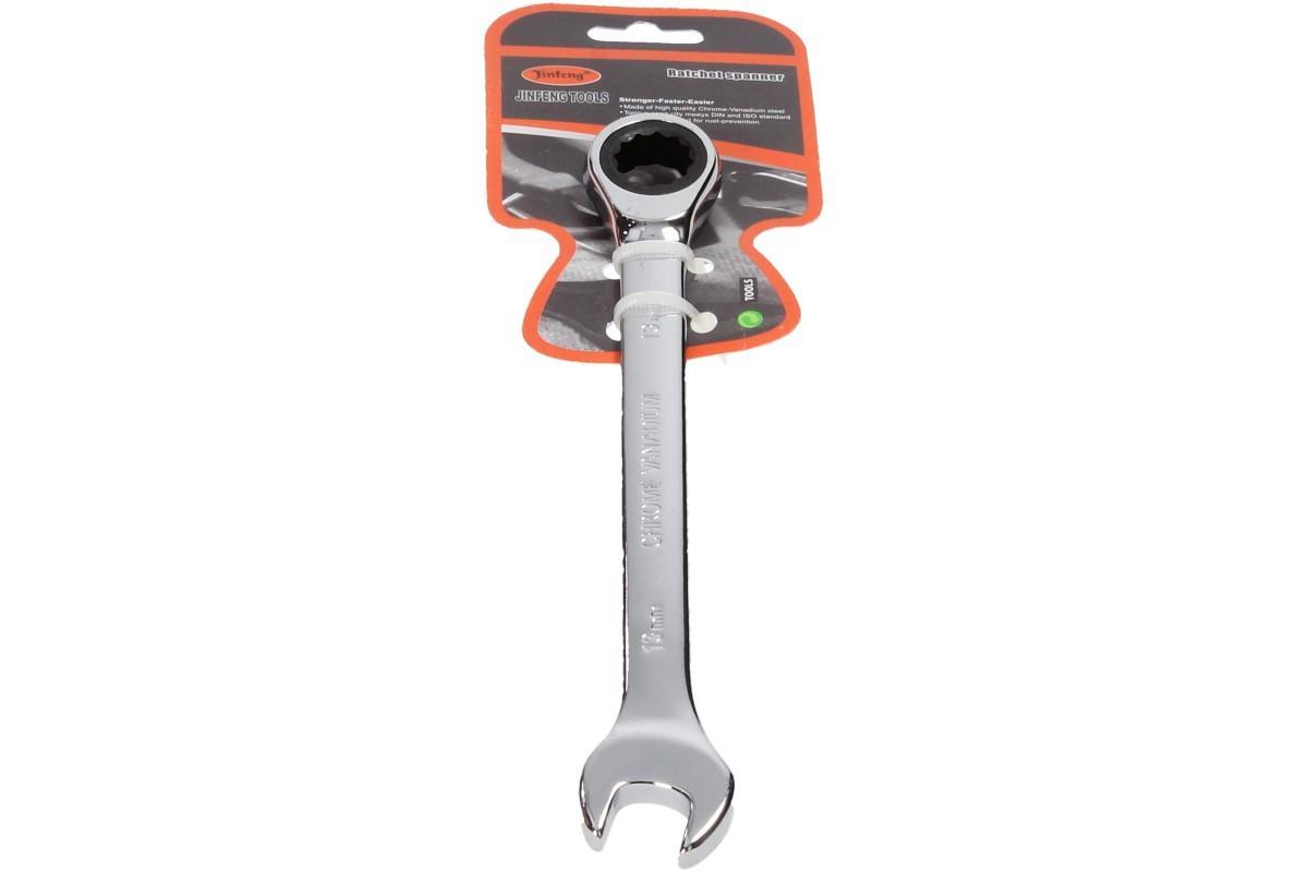 Foto 5 - Klíč očkoplochý ráčnový 12mm