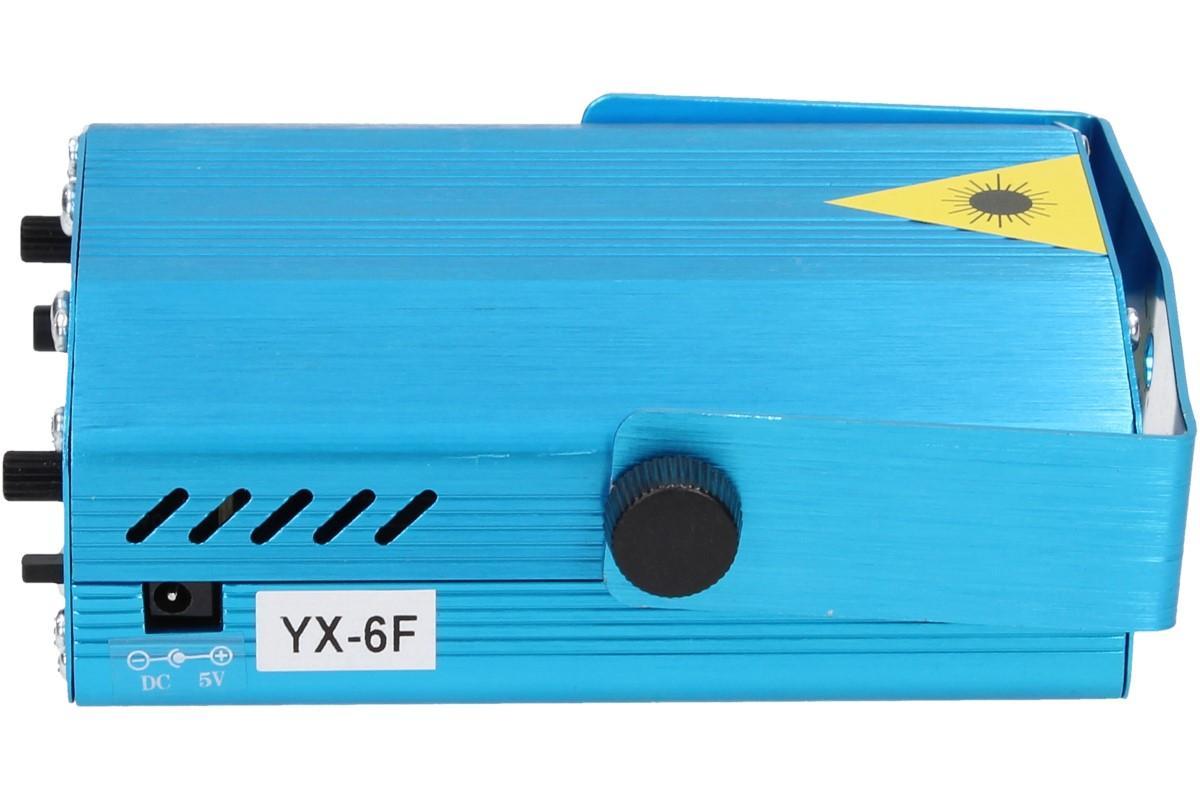 Foto 16 - Mini laserový projektor