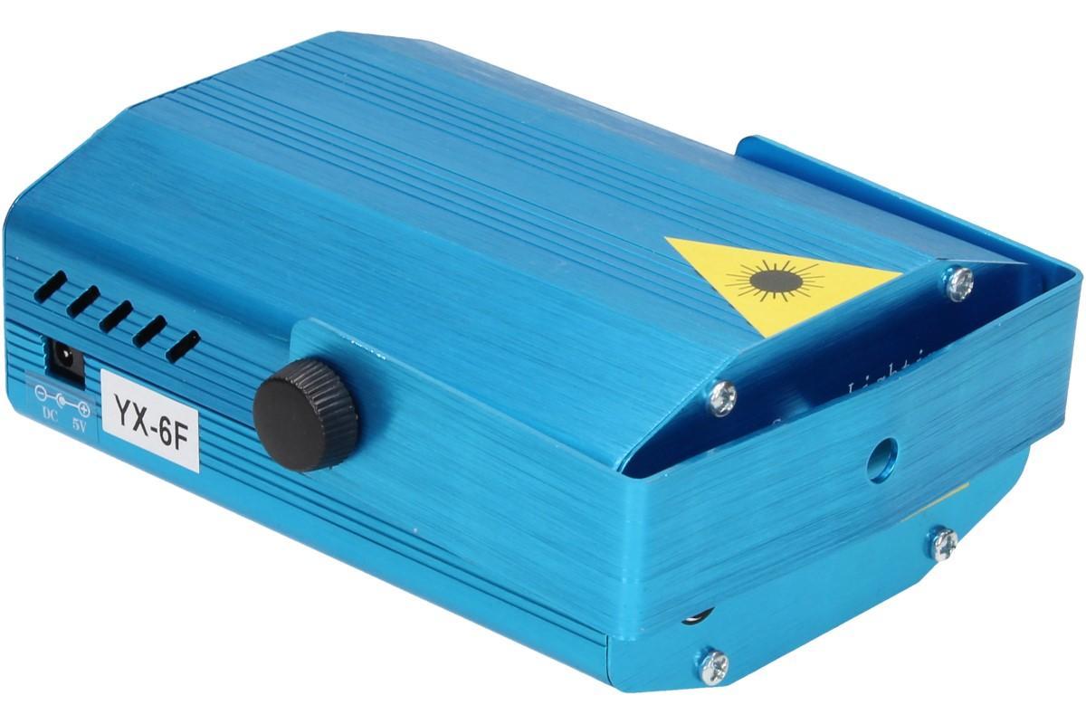 Foto 17 - Mini laserový projektor