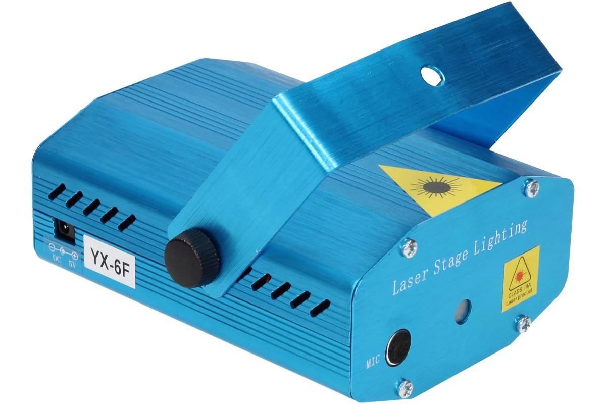 Foto 18 - Mini laserový projektor
