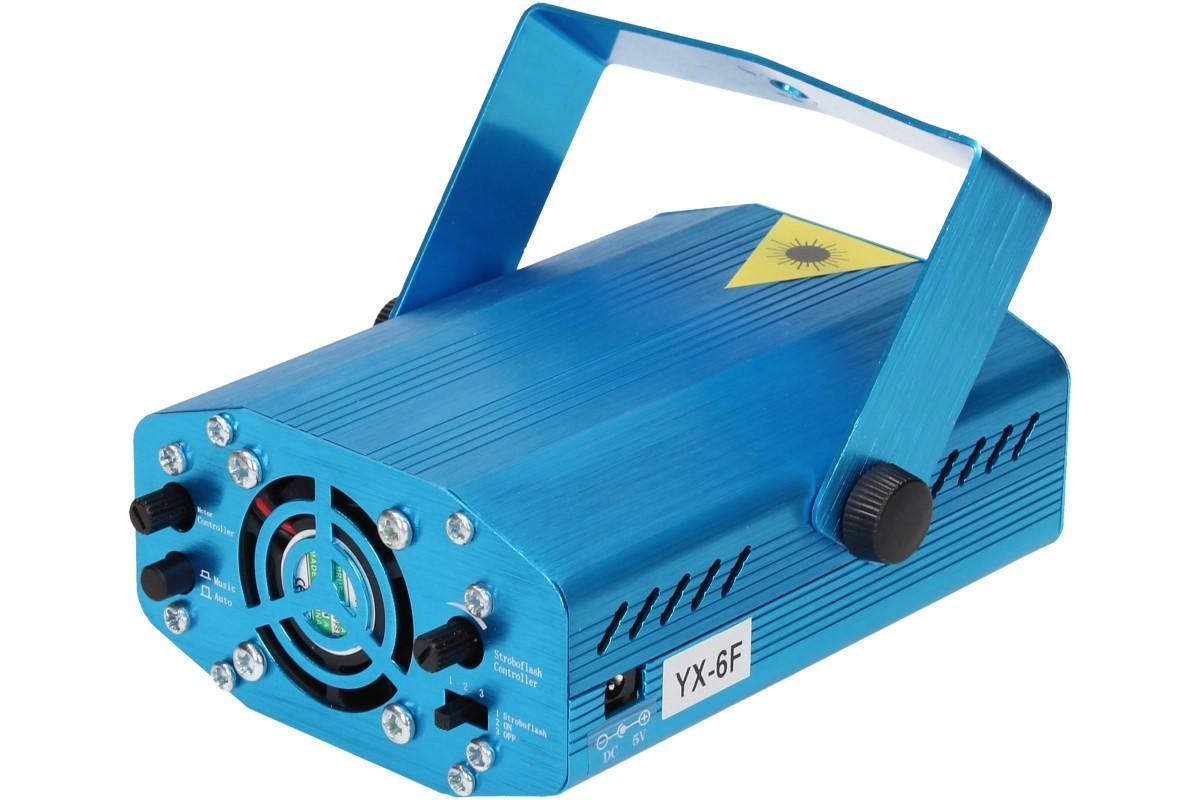 Foto 19 - Mini laserový projektor