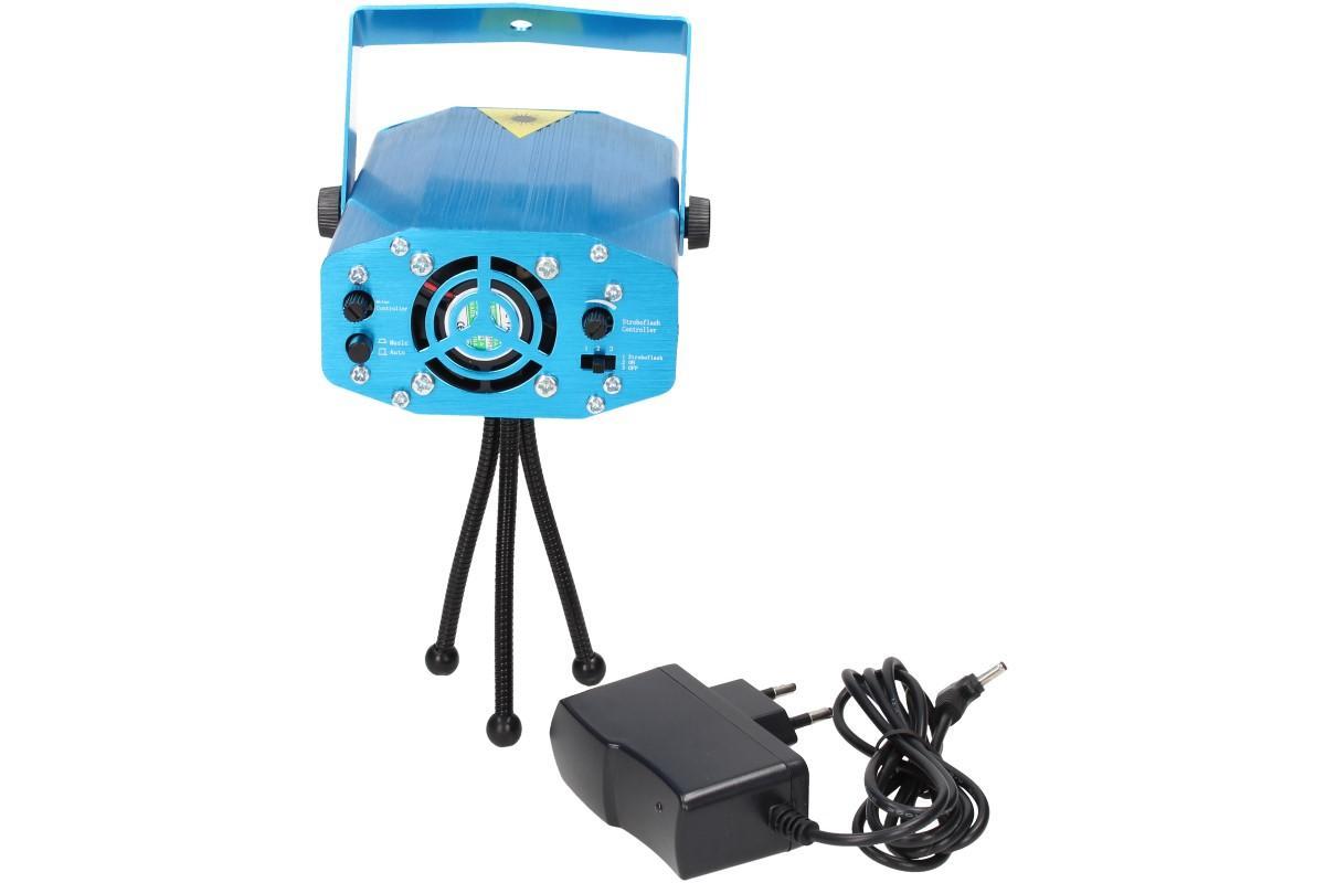 Foto 24 - Mini laserový projektor
